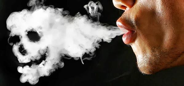 Merokok dapat menyebabkan stroke