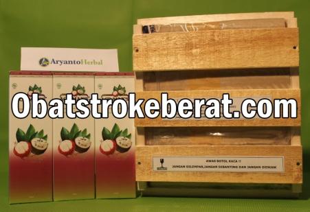 obat stroke 3 botol