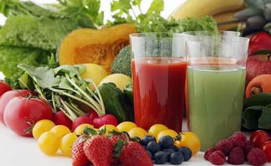 Makanan yang dianjurkan bagi penderita stroke
